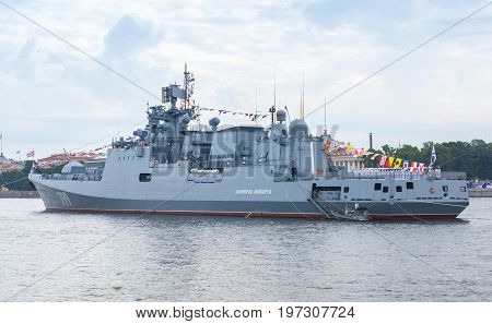 Admiral Makarov Is A Frigate