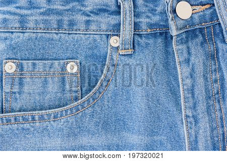 JEANS background denim jeans background with seam of jeans fashion design. Old grunge vintage denim jean. Stitched texture denim jeans background of fashion jean design