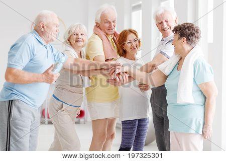 Team Of Seniors