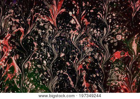 Ebry Art Abstract- Liquid Background