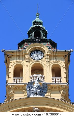 Szeged Town Hall