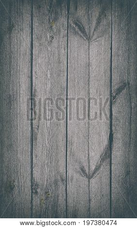 old gray wooden boards , texture