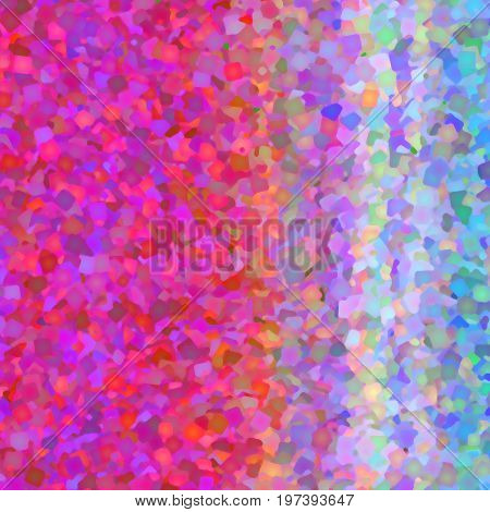 Abstract Geometric Uneven Smooth Texture Design With Pink Violet Blue Colors Background