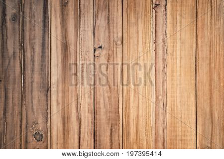 aged wood planks texture background, vertical boards