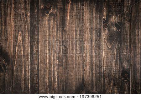vintage natural wooden planks texture background, vertical boards