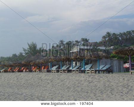 Beach In Porto Escondido