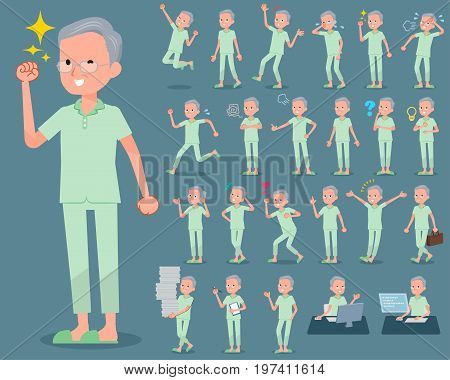 Flat Type Patient Grandfather_1