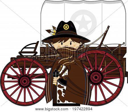 Cowboy & Chuck Wagon.eps