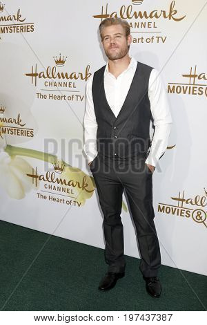 LOS ANGELES - JUL 27:  Trevor Donovan at the Hallmark TCA Summer 2017 Party at the Private Residence on July 27, 2017 in Beverly Hills, CA