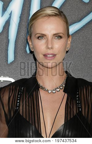 LOS ANGELES - JUL 24:  Charlize Theron at the