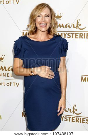 LOS ANGELES - JUL 27:  Nikki DeLoach at the Hallmark TCA Summer 2017 Party at the Private Residence on July 27, 2017 in Beverly Hills, CA
