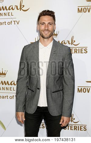 LOS ANGELES - JUL 27:  Andrew Walker at the Hallmark TCA Summer 2017 Party at the Private Residence on July 27, 2017 in Beverly Hills, CA