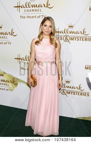 LOS ANGELES - JUL 27:  Brooke Nevin at the Hallmark TCA Summer 2017 Party at the Private Residence on July 27, 2017 in Beverly Hills, CA