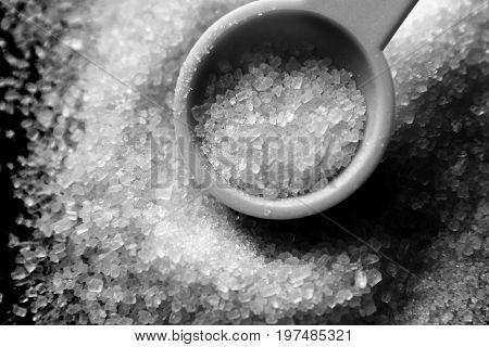 Sugar Texture / Sugar is the generic name for sweet, soluble carbohydrates, many of which are used in food. There are various types of sugar derived from different sources.
