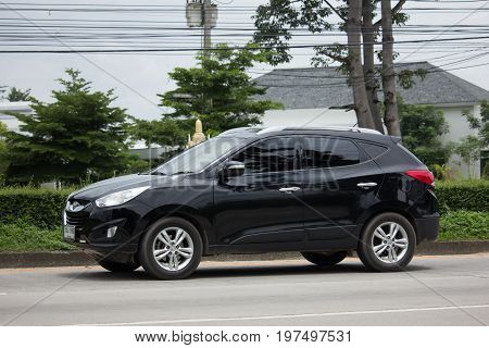 Private Hyundai Tucson. The Sexy Suv Car From Korea.