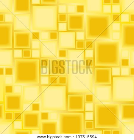 Seamless square background pattern with rectangle tiles