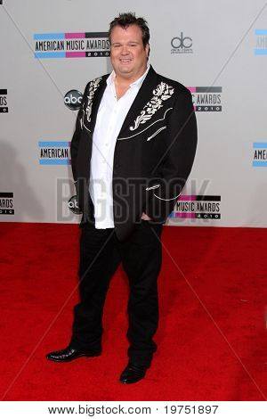 LOS ANGELES - NOV 21:  Eric Stonestreet arrives at the 2010 American Music Awards at Nokia Theater on November 21, 2010 in Los Angeles, CA
