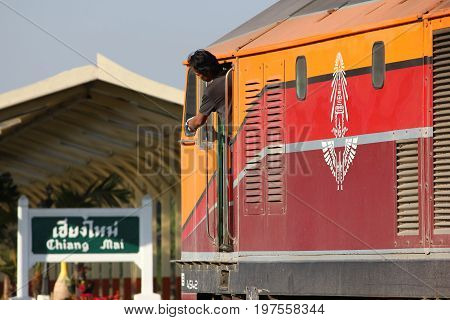 Ge Diesel Locomotive No.4542