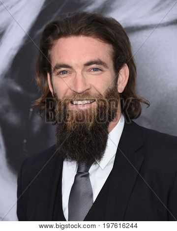 LOS ANGELES - JUL 24:  Sam Hargrave arrives for the