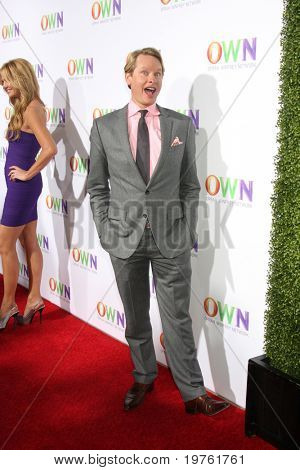 LOS ANGELES - JAN 6:  Carson Kressley arrives at the Oprah Winfrey Network Winter 2011 TCA Party at The Langham Huntington Hotel on January 6, 2011 in Pasadena, CA.