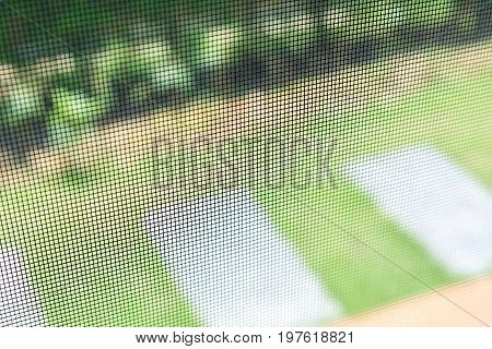 Door Mosquito Wire Screen Steel Net Protection From Small Insect Bug