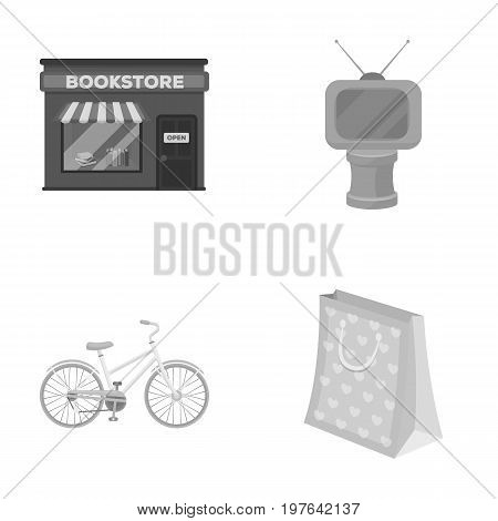 service, sports and other  icon in cartoon style.film award, shopping icons in set collection.