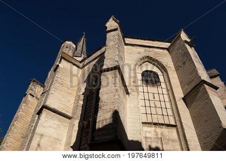 Saint Pierre Church Basilica, Avignon, Provence, France
