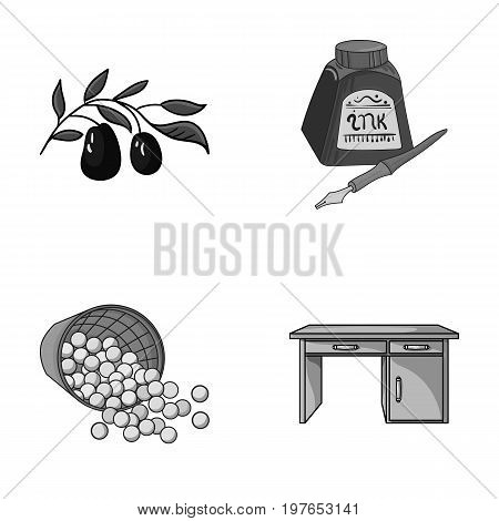 sports, training and other  icon in cartoon style.furniture, cooking icons in set collection.