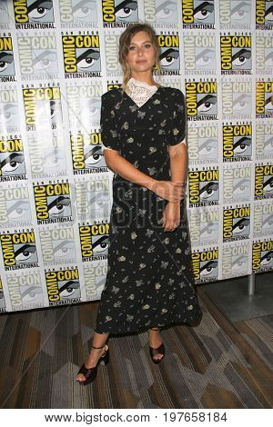 SAN DIEGO - July 21:  Aly Michalka at Comic-Con Friday 2017 at the Comic-Con International Convention on July 21, 2017 in San Diego, CA