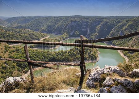 Meanders Of Uvac River 2