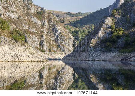 Uvac River Canyon