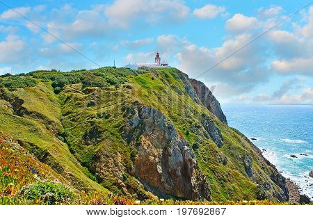 Lighthouse Of Cabo Da Roca