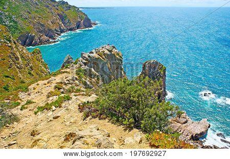 The Nature Of Cape Roca