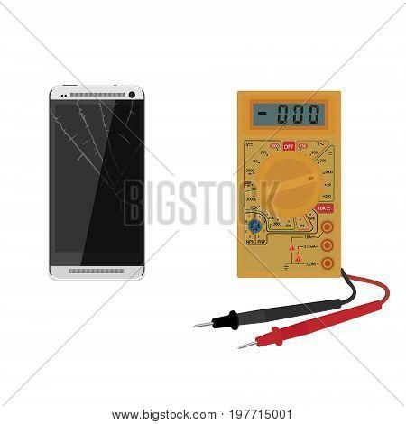 Electronic Repair Concept