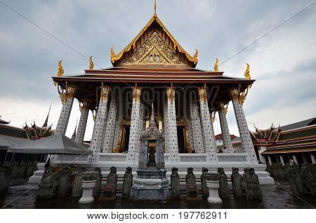 Wat Arun In Bangkok Thailand