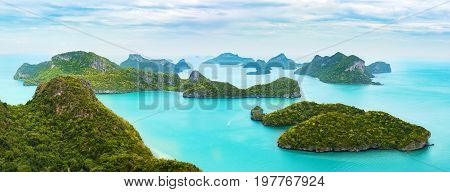 National Marine Park Mu Ko Ang Thong, Thailand
