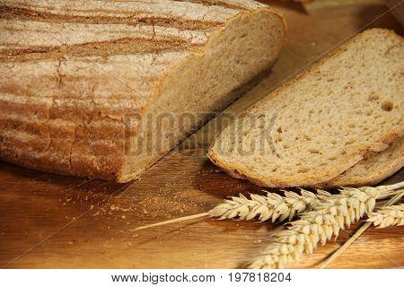 bread bake, bun, studio, lunch, nutrient, corn, rural, section, freshness, nutritious, golden, different, french