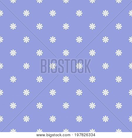 tiny cute flora pattern background. Vector image.