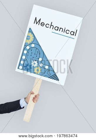 Mechanical industry engineer technician maintenance