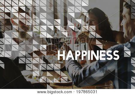 Happiness Seize Moments Enjoyment Feeling