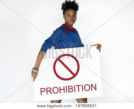 Prohibition Prevent Caution Terminate Warning Risk