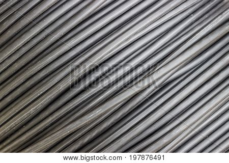 Dirty Electric Cable Roll 2