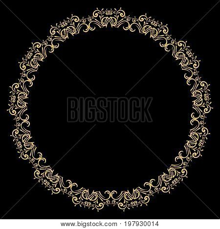 decoration, border, oriental, decorative, background, frame, gold, ornament, arabic, graphic, abstract, flower, royal, symbol, islamic, monogram, loop, tile, motif, orient, circular, history, morocco, circle, card, muslim, blank, isolated, classical, icon