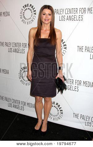 LOS ANGELES - MAR 8:  Jane Leeves arriving at the