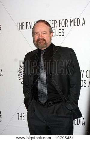 """LOS ANGELES - MAR 13:  Jim Beaver arrives at the """"Supernatural"""" PaleyFest 2011 at Saban Theatre on March 13, 2011 in Beverly Hills, CA"""