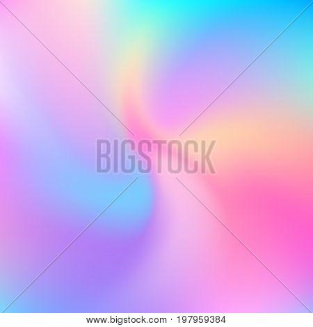 Digital color background. Fluid color background. (EPS)
