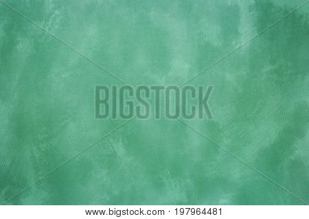 grunge green blackboard background or empty blackboard background