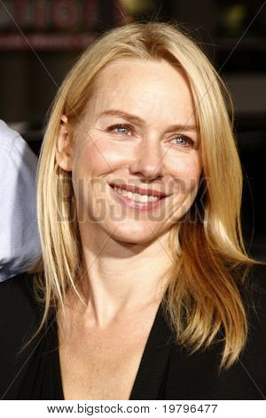 """LOS ANGELES - MAR 14:  Naomi Watts arriving at the """"Paul"""" US Premiere at Grauman's Chinese Theater on March 14, 2011 in Los Angeles, CA"""