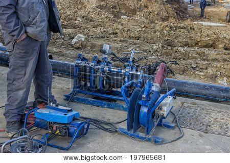 Butt Fusion Welding Machine, Pipe Welding Machine