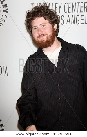 LOS ANGELES - MAR 14:  Casey Abrams arriving at the